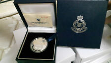 Malaysia 200 Year Police Force Silver Proof Coin Polis