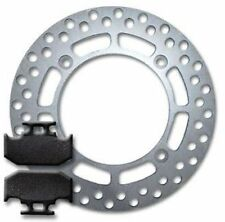 Suzuki Rear Brake Disc Rotor + Pads DR 250 (90-95) DR 350 (90-99) DRZ250 (01-07)