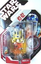 star wars 30th Ann R2D2 R2-D2 booster rockets  ROTS  MOC  figure  716