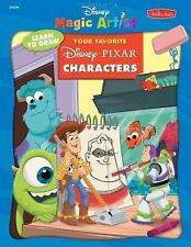 Learn to Draw Your Favorite DisneyPixar Characters (DMA LearntoDraw Books)
