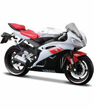 MAISTO 1:12 Yamaha YZF-R6 YZF R6 MOTORCYCLE BIKE DIECAST MODEL TOY NEW IN BOX