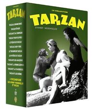 TARZAN Johnny Weissmuller Collection 12 Movie DVD BOX Region 2 New & Sealed