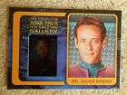 STAR TREK Complete Deep Space nine DS9 G6 Gallery JULIAN BASHIR A Siddig