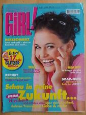 BRAVO GIRL 6 - 1.3. 2000 ** Mode Beauty Erotik Liebe Fotoroman Boys GZSZ