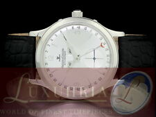 JAEGER LECOULTRE MASTER CONTROL 1000 HOURS TRIPLE DATE 37MM | 140.8.87