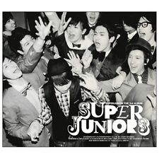 SUPER JUNIOR - [Sorry, Sorry] B Ver. 3th Album CD+Lyrics Book Sealed K-POP SM