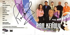 CD Ron Kenoly. Fill the Earth. With High Praise. Firmado por Ron Kenoly. CCM