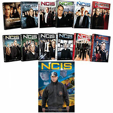 NCIS ALL Season 1-13 Complete DVD Set Collection Series TV Show McCallum Box Lot