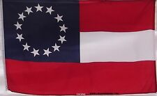 FIRST NATIONAL - DIXIE FLAG - NEW CIVIL WAR - 1ST - DIXIE - 1 3  STARS & BARS