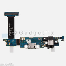 Verizon Samsung Galaxy S6 Edge G925V Charging Port USB Dock Mic Jack Flex Cable