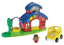 BRAND NEW Fisher-Price Little People School House Playset
