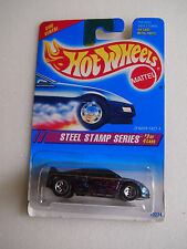 HOT WHEELS 1994 ISSUE STEEL STAMP SERIES 2/4 CARS ZENDER FACT 4