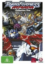 Transformers Armada Collection One NEW R4 DVD