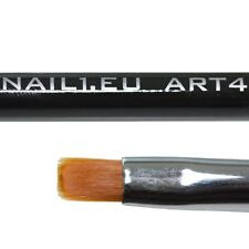 One-Stroke-Pinsel Gr.4 gerade / Gel-Pinsel One-Stroke Pinsel NAIL1EU ART4