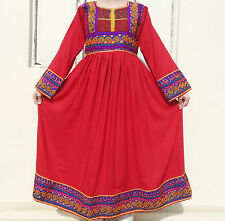 Kuchi Afghan Banjara Tribal Boho Hippie Style Brand New Ethnic Dress ND-176