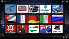 AMAZON FIRE TV STICK JAILBROKEN KODI XBMC HD MOVIES LIVE TV SPORTS ADULT PPV