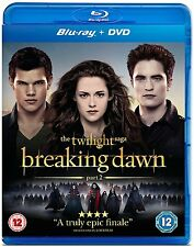 The Twilight Saga - Breaking Dawn - Part 2 (Blu-ray and DVD Combo) FREE SHIPPING