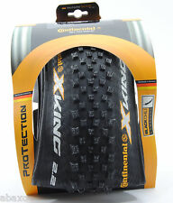 "Continental X-King MTB Bike Tire 27.5 x 2.2"" Black Chili Compound"