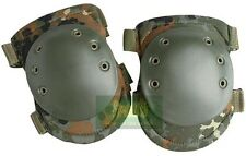 ARMY STYLE PROTECTIVE WORK WEAR TACTICAL KNEE PADS PAINTBALL AIRSOFT