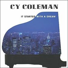 1 CENT CD It Started with a Dream - Cy Coleman