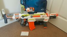 NERF N Strike Modulus ECS-10 Blaster, Upgradable Toy Dart Gun