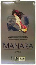 "SEXXY  MILO MANARA 12"" Figure Statue  Striped Shirt PANTIES 2011 VIRGIN MINT"