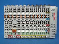Beckhoff BC3100 KL1104 KL2134 KL9010 KL9210