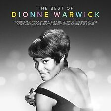 DIONNE WARWICK (NEW SEALED 2 CD SET) THE VERY BEST OF / GREATEST HITS COLLECTION