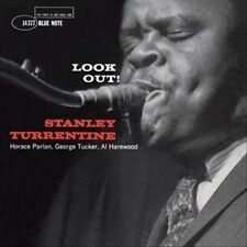 Look Out [RVG] by Stanley Turrentine (CD, Mar-2008, Blue Note (Label))