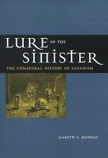 Lure of the Sinister: The Unnatural History of Satanism-ExLibrary