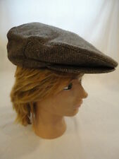 Men's Vintage London Fog Cabbie Newsboy Gatsby Driver Cap Hat