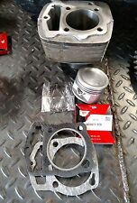 HONDA 82-85 ATC 200E 200m 3-WHEELER ENGINE CYLINDER JUG PISTON
