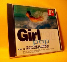 NEW CD Girl Pop '90 P-Magazine Compilation 12TR 1998 K's Choice ! Pop Rock RARE