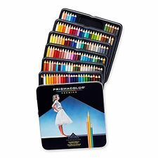 Prismacolor Premier Colored Pencils, Soft Core, 132-Count by Pencil Drawings