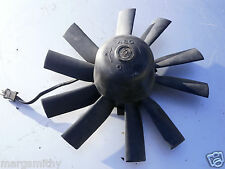 MERCEDES SL 350 R129 AIR CONDITIONING FAN AND MOTOR