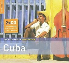Rough Guide to the Music of Cuba [Digipak] by Various Artists (CD, Jul-2009,...