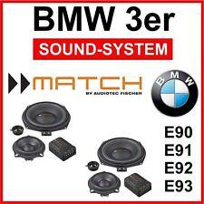 BMW 3er E90 E91 E92 E93 Lautsprecher MATCH MS83C BMW Sound Harman Kardon Ersatz