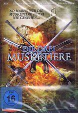 DVD NEU/OVP - Die drei (3) Musketiere - Xin, Heather Hemmens & Keith Allan