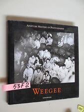 fotografia WEEGEE  (tracce di umidità) (53 E 2)