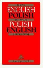 McKay's English-Polish/Polish-English Dictionary by Jan Stanislawski (1988,...