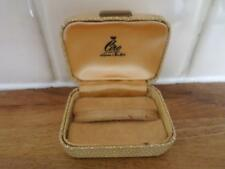 VINTAGE JEWELLERY BOX. ANTIQUE JEWELRY CASE. OLD JEWELLERS BOX (Ref.149)