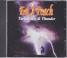 CD EAT A PEACH - Turbulence & Thunder / US-Southern Rock 1999 / Allman Brothers