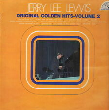"12"" Jerry Lee Lewis Original Golden Hits Volume 2 (Fools Like Me) Philips SUN"