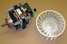 COMBO3 279787  Dryer Motor 697772 Blower Wheel for Whirlpool Kenmore Kitchenaid