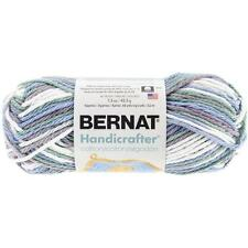 1 Skein of Bernat Handicrafter Cotton Yarn  Great for Dishcloths Freshly Pressed