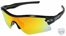 Oakley MPH Radar Range Sunglasses OO9056-0635 | Polished Black | Fire Iridium |