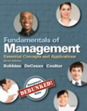 Fundamentals of Management : Essential Concepts and Applications, Student Value…