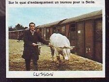 1976  --  CLISSON EN GARE  EMBARQUEMENT D UN TAUREAU POUR LA SICILE  T678