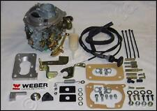 New genuine Weber 32/34 DMTL VW Golf 1.8 carburettor kit         22670.920