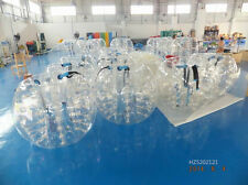 Free shipping 1M PVC inflatable human hamster ball bumper ball for children!